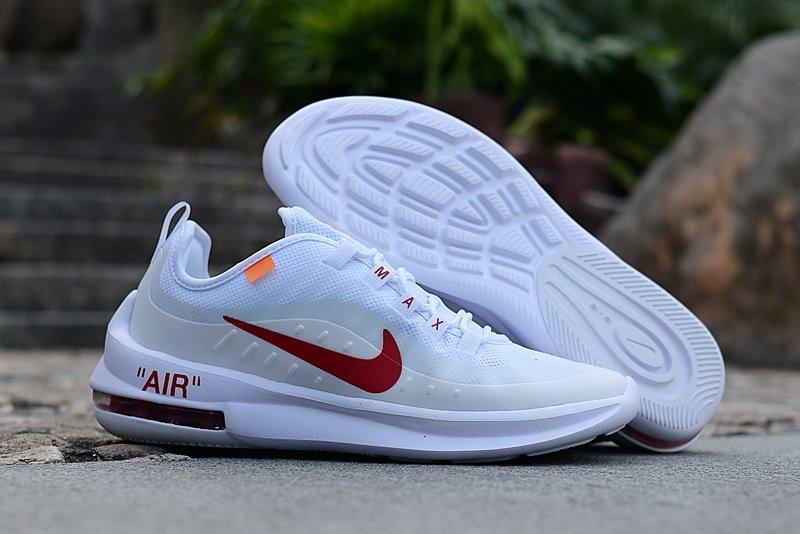 Zapatillas Nike Air Max 98 Pure White Red 36 45