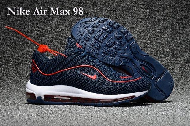 bdc3f15a Zapatillas Nike Air Max 98 - Talla 41 - S/ 320,00 en Mercado Libre