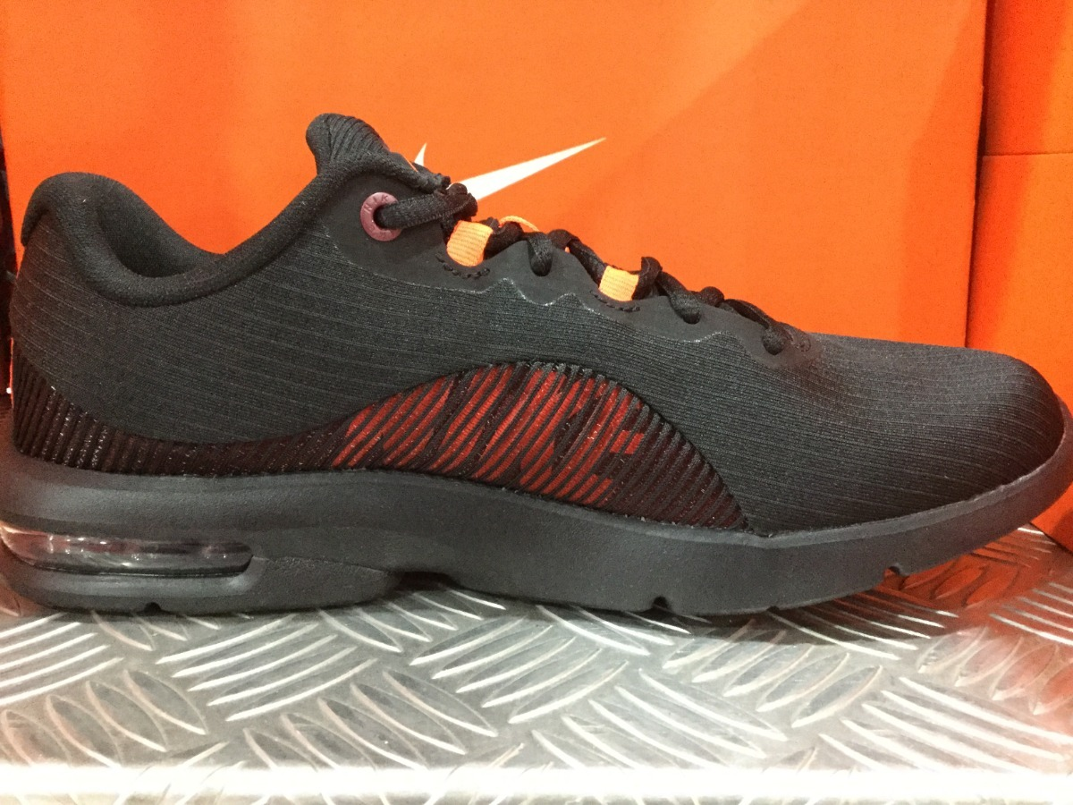 Zapatillas Nike AIR MAX ADVANTAGE 2 AA7396 004 NegroRojo