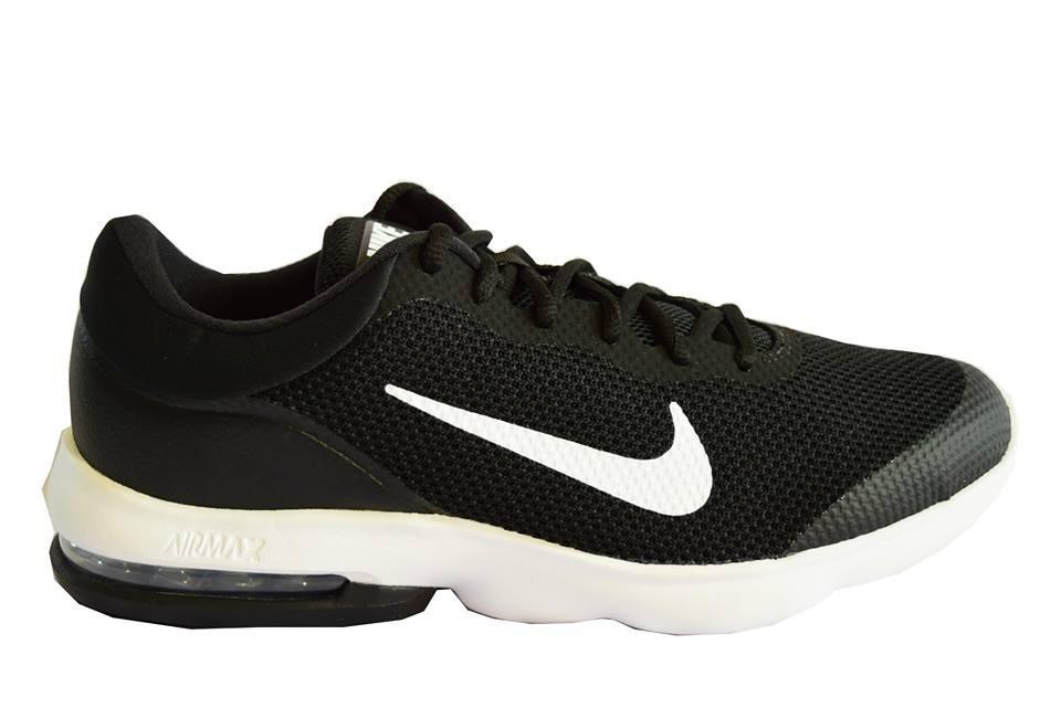 432c644a436 zapatillas nike air max advantage negro con blanco hombre. Cargando zoom.