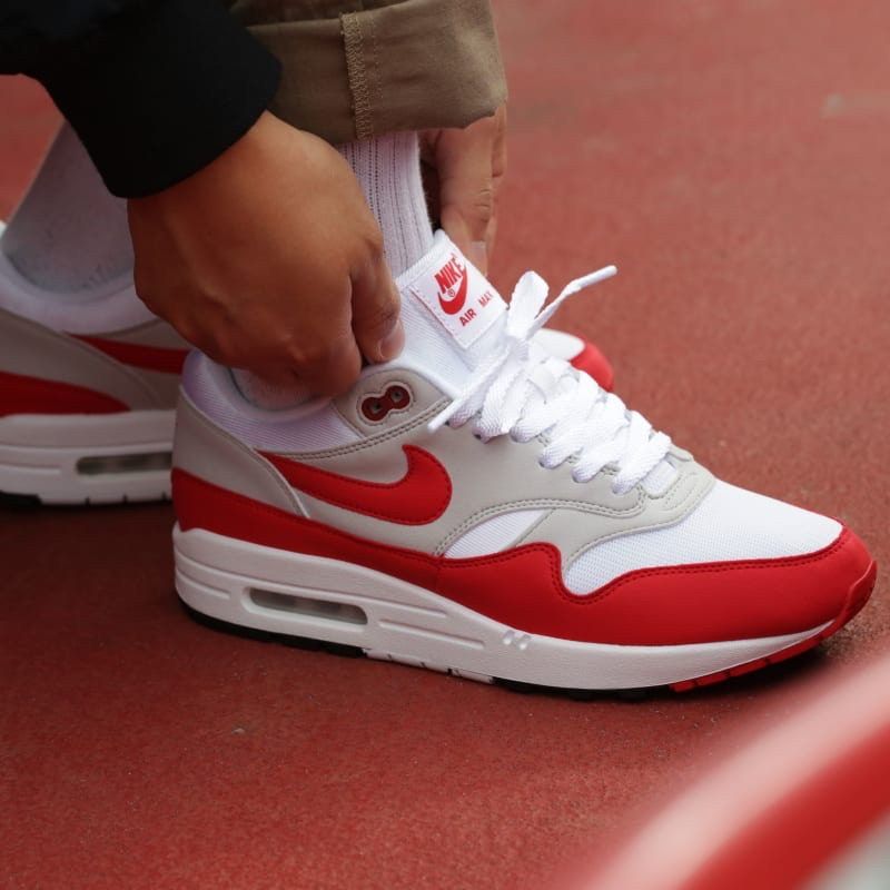 Zapatillas Nike Air Max Aniversario Red - $ 5.999,00 en Mercado Libre