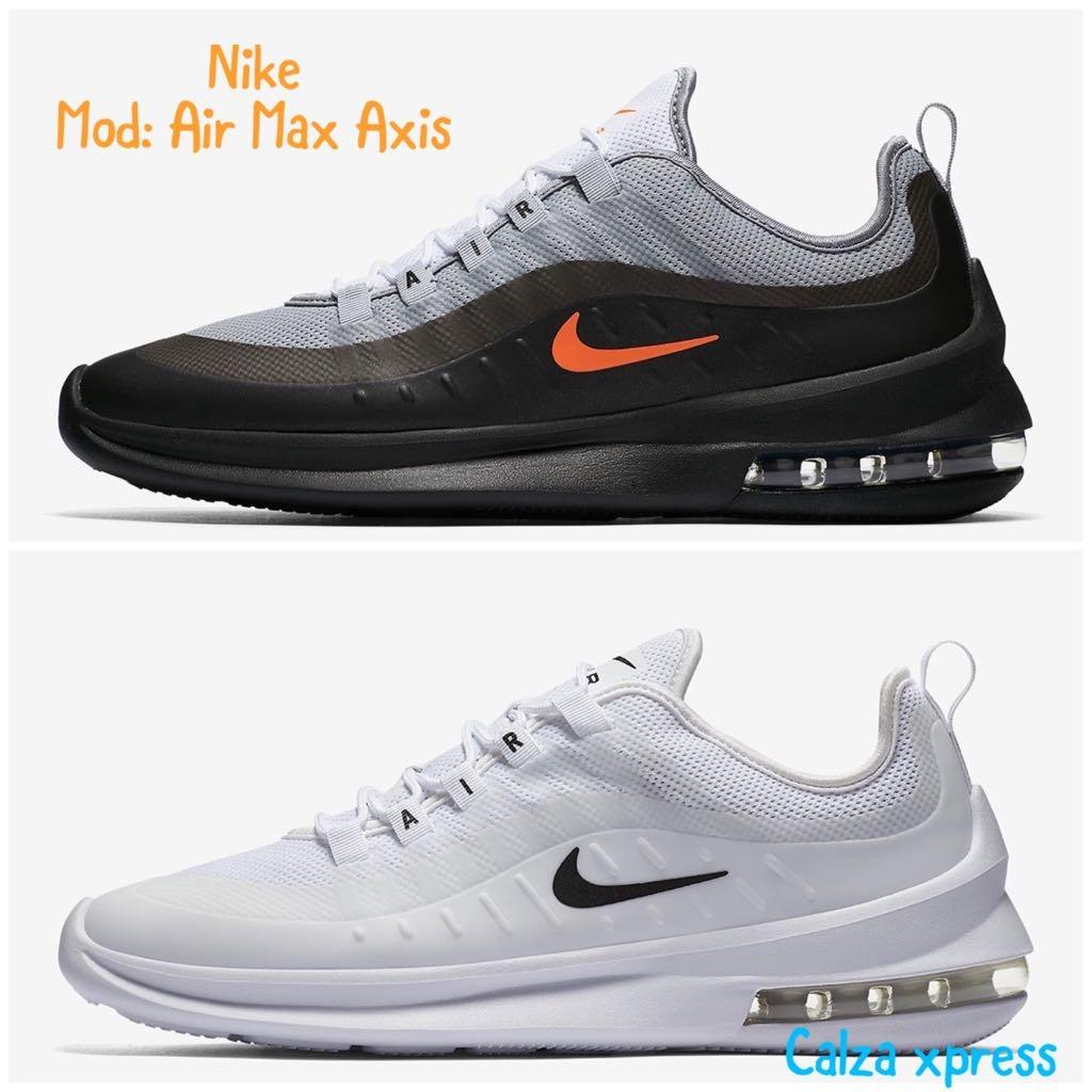 Zapatillas 2018 Nike Air Max Axis 2018 Zapatillas Originales Hombre Cxml S 350 00 5126b3