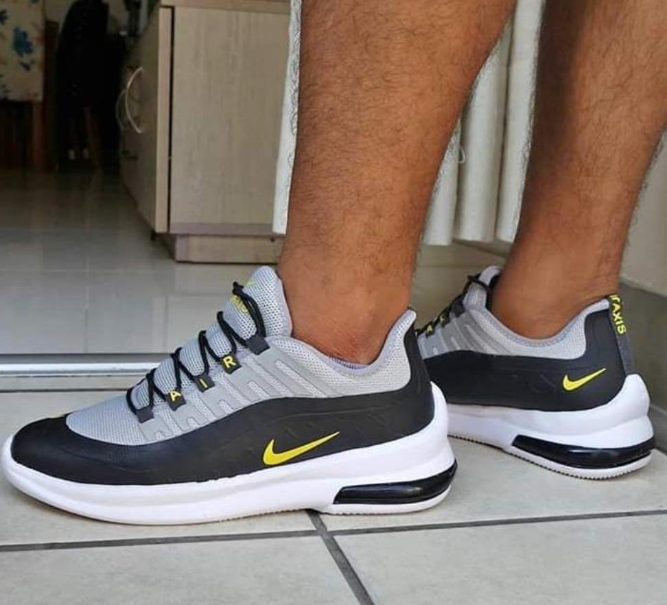 zapatillas nike air max axis hombre