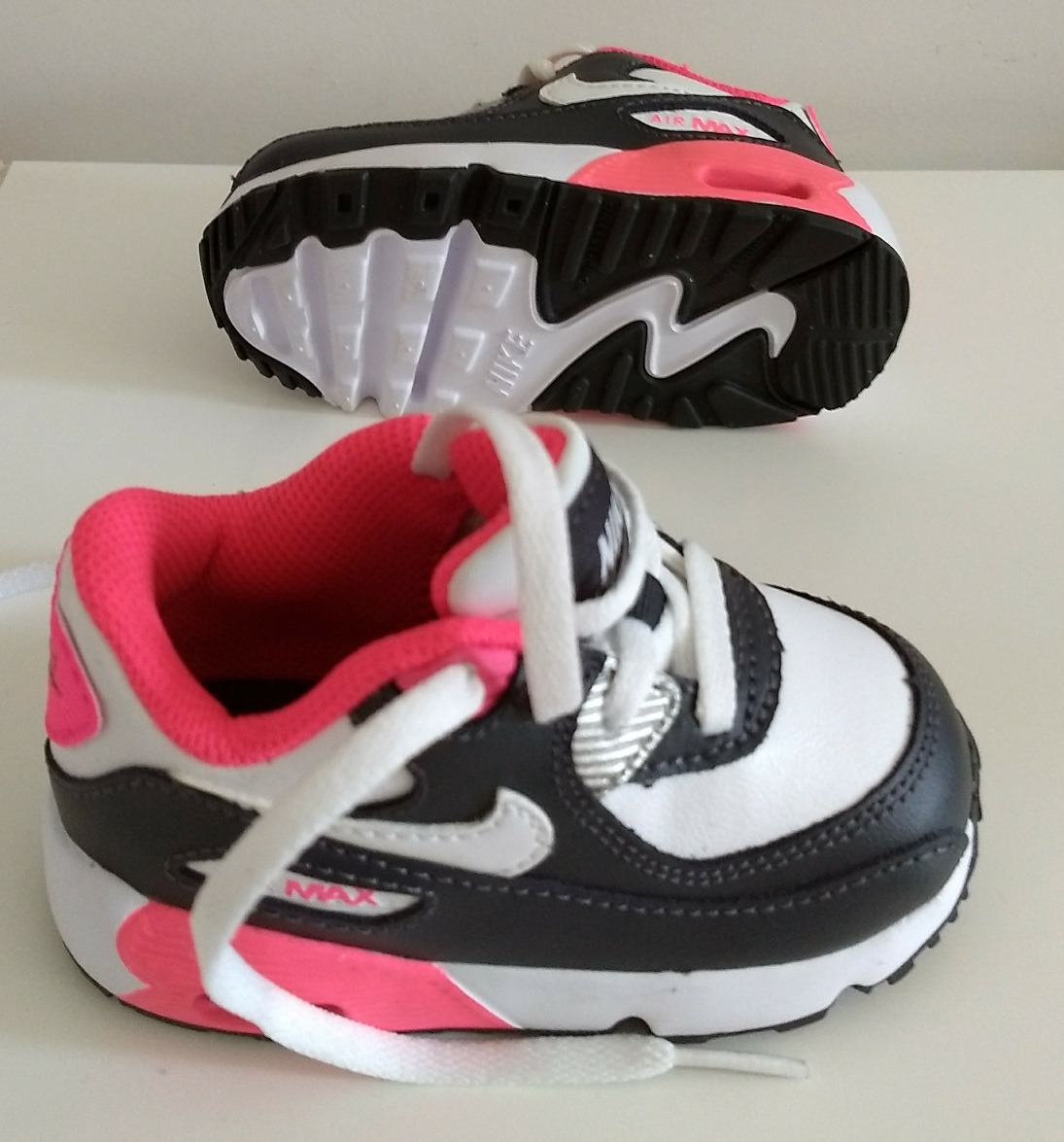 6952056949ccd zapatillas nike air max bebes niños okm usa 5c 11 cm. Cargando zoom.