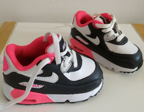 4a567cd83 Zapatillas Bebe Marca Nike Talla 21 - Ropa y Accesorios en Mercado ...