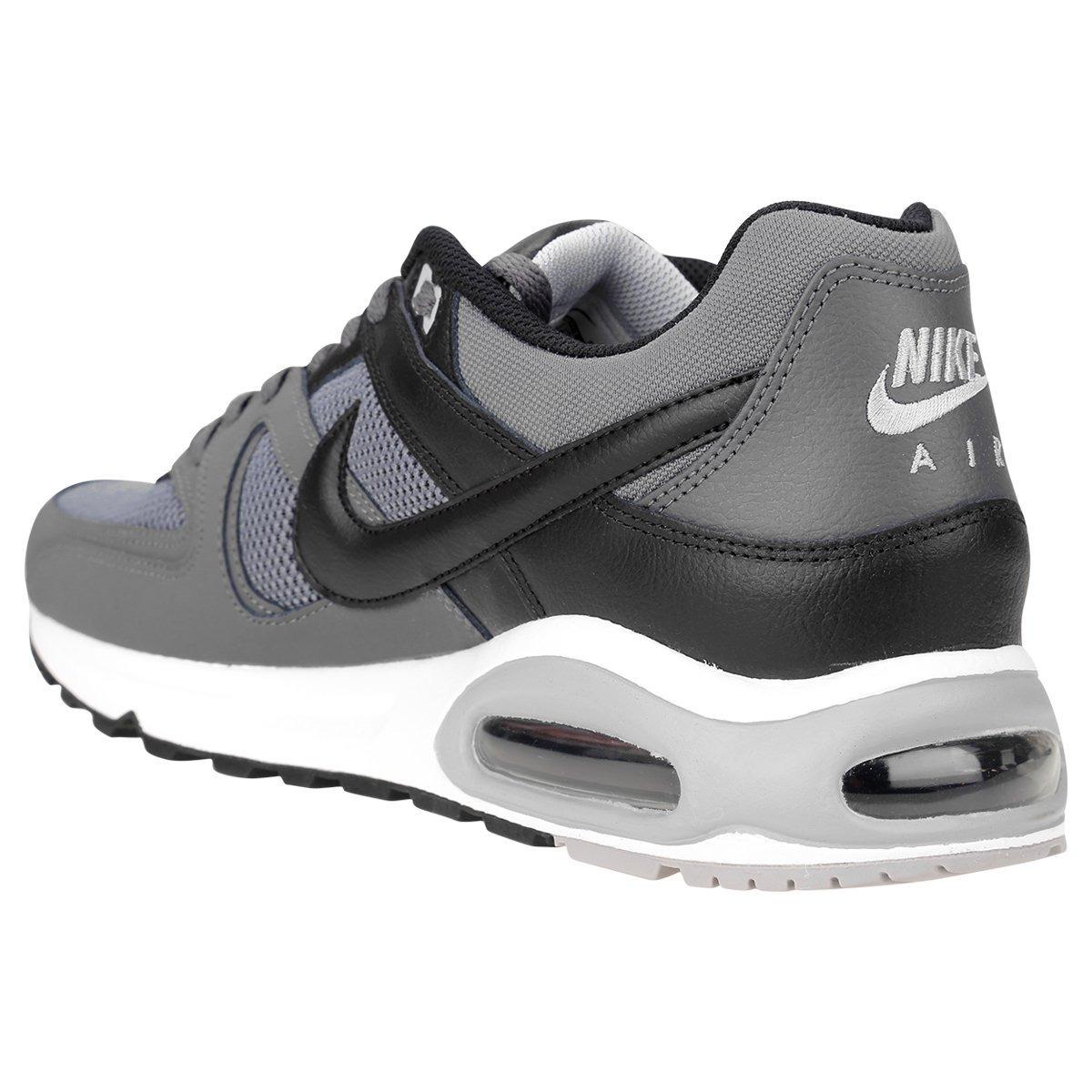 c1d19b10d69 ... canada zapatillas nike air max command originales gris negro envios.  cargando zoom. bb45d 42549