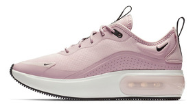 zapatillas nike air max rosas