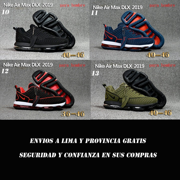 quality design 0c80a ea069 zapatillas nike air max dlx 2019