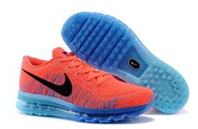 photos officielles ccca8 d1348 Zapatillas Nike Air Max Fitsole 2 / Nike Airmax Importadas