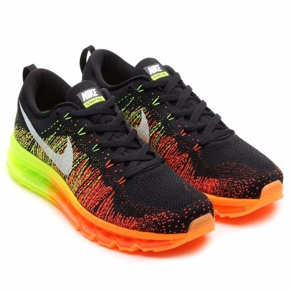 air max flyknit hombre
