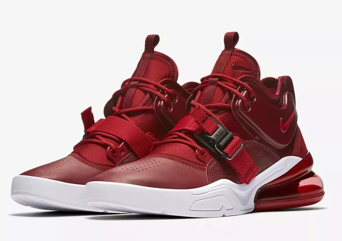 c04cde0122 ... coupon code for zapatillas nike air max force 270 red. cargando zoom.  28102 a877c