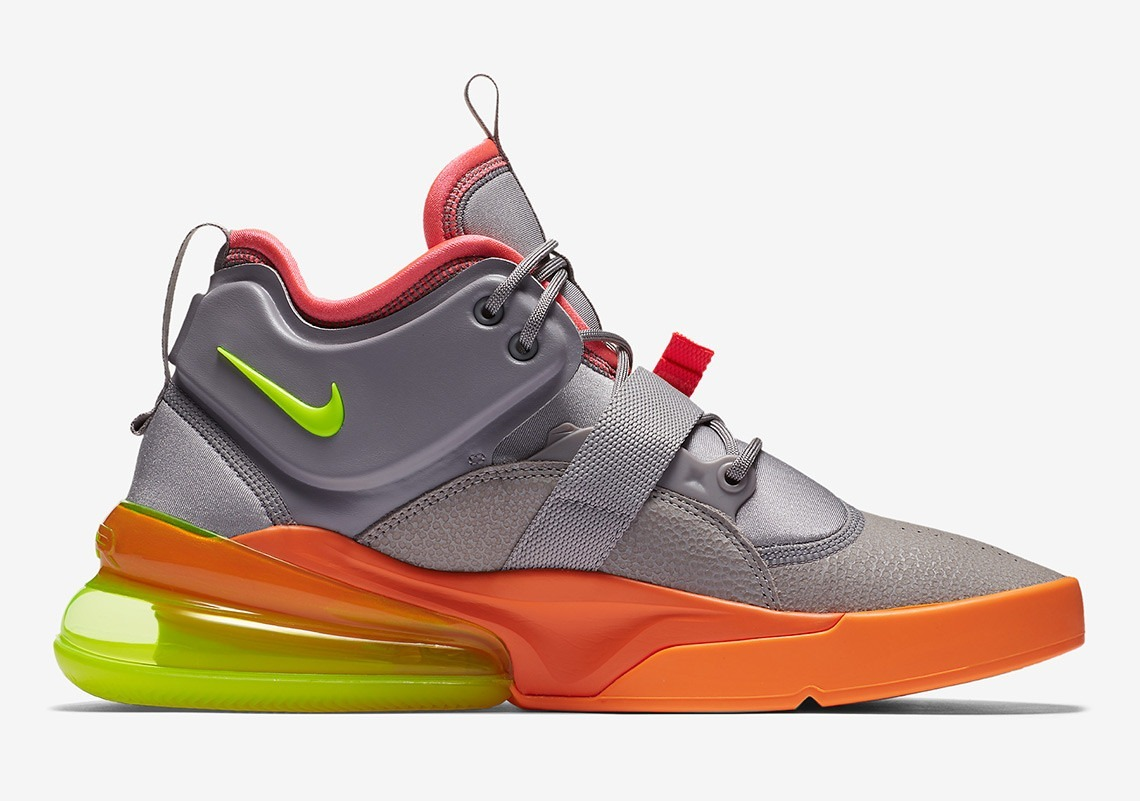 new styles cefd4 f2569 Zapatillas Nike Air Max Force 270 Sherbert