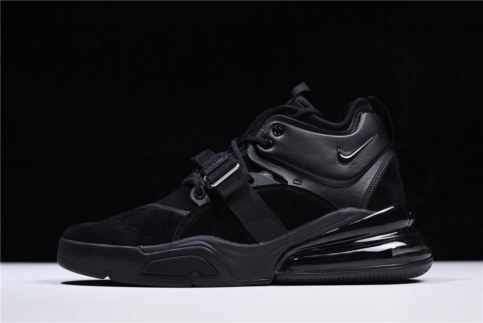 zapatillas nike air max force 270 triple black. Cargando zoom. 20a3916af7b29