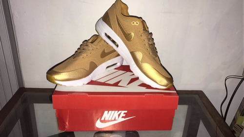 zapatillas nike air max golden 100% originales