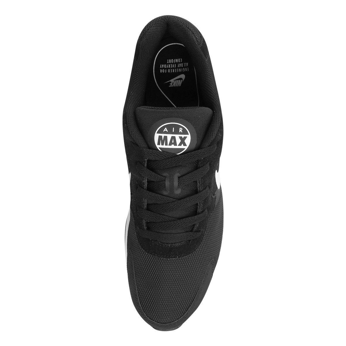 Zapatillas Nike Air Max Guile H Negro y Blanco