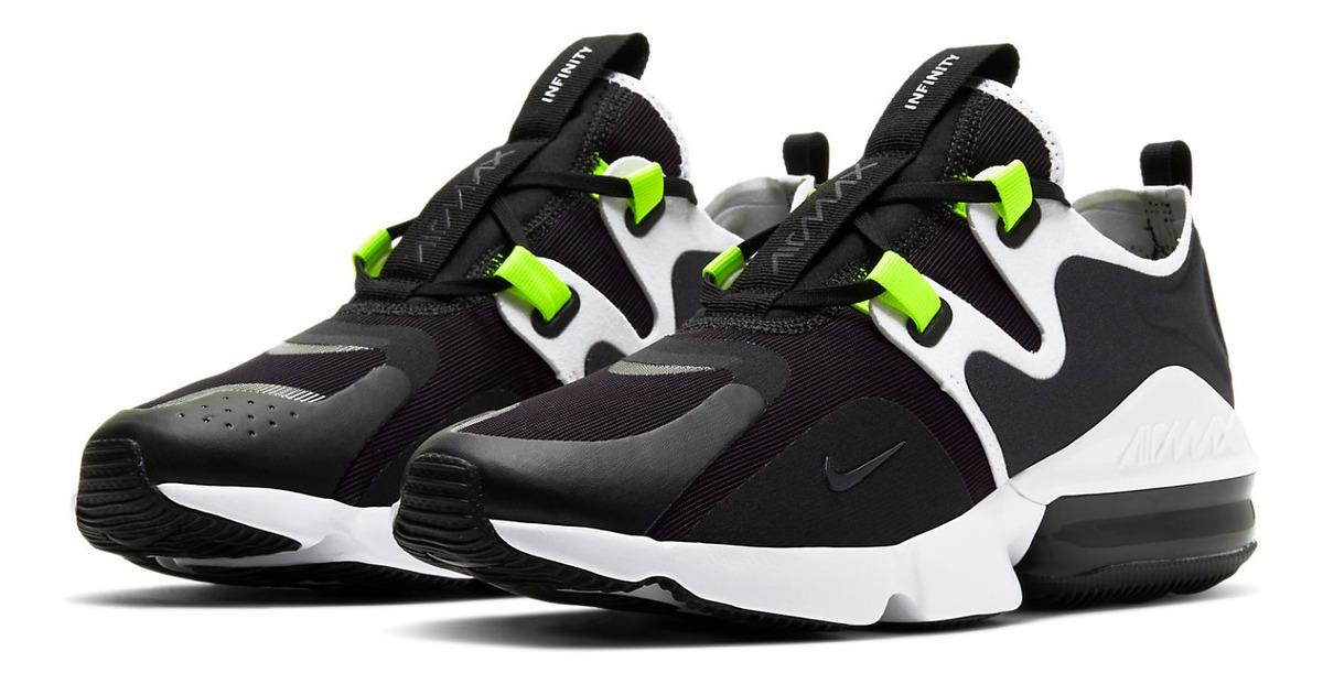 Zapatillas Nike Air Max Infinity Hombre Originales