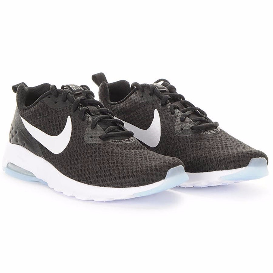 Zapatillas Nike Air Max Motion Low Negras Running Ndph S 339 00
