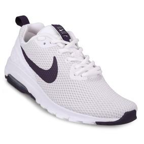 Mujeres 2017 Zapatos Nike Air Max Motion Lw Blanco