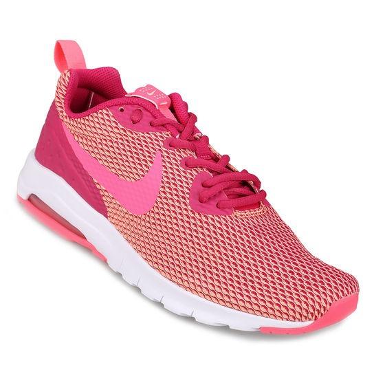 low priced 2ca97 8a4b7 zapatillas nike air max motion lw se - salmón y rosa - mujer