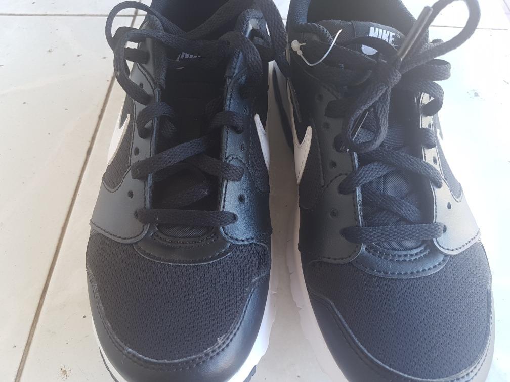 air max negras 38