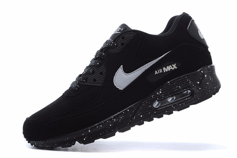 zapatillas air max negras hombre
