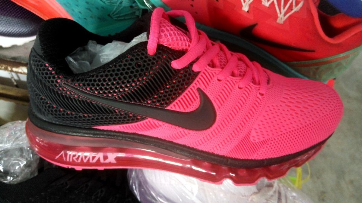 Zapatillas Nike Air Max Para Dama Variados S Libre 220 00 en Mercado Libre S c357f1