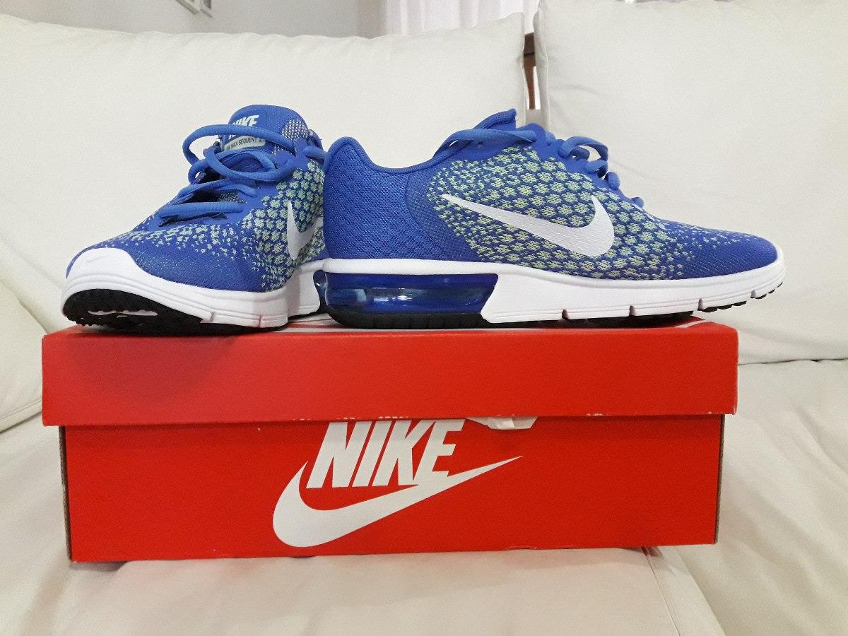 100% authentic 9db4e 705df Zapatillas Nike Air Max Sequent 2 2017