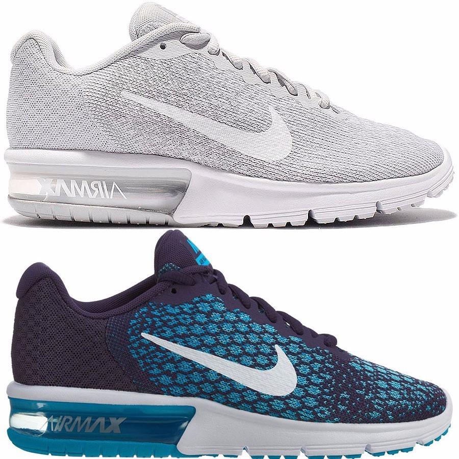 Zapatillas Nike Air Max Sequent 2 Para Mujer Nuevas Ndpm