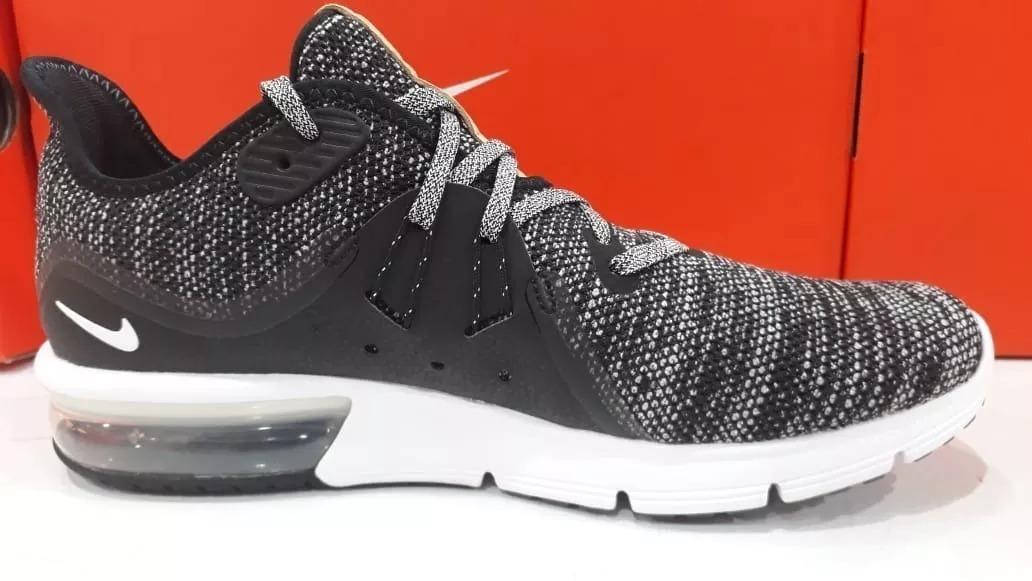Zapatillas Nike Air Max Sequent 3 Dama Running 908993 011