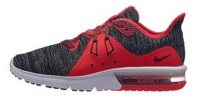 buy popular c02dc b3fe2 Zapatillas Nike Negras 201i - Zapatillas de Mujer Nike Rojo ...