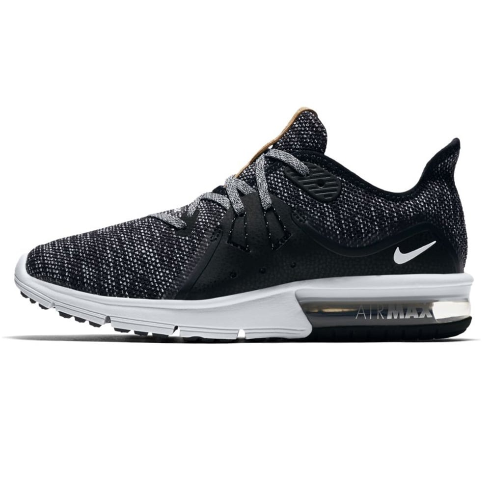 a1b48a779f Zapatillas Nike Air Max Sequent 3 Negro Mujer - $ 3.079,00 en ...