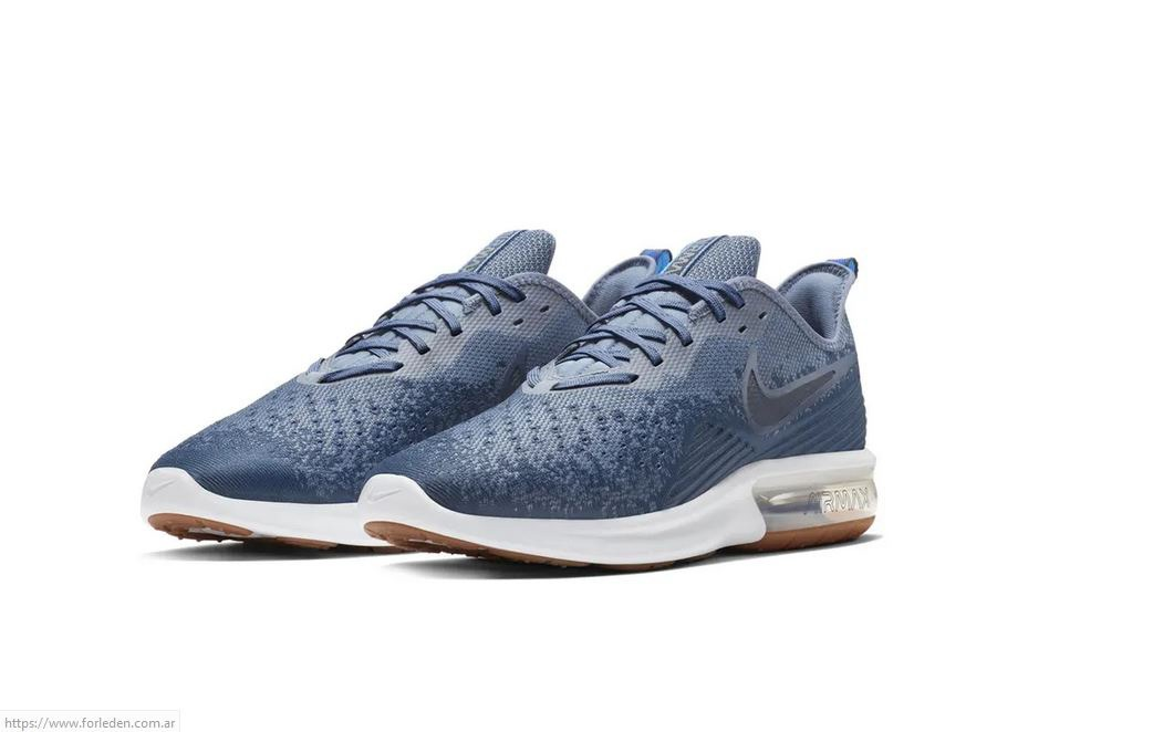 best sneakers 9ed6b 9bac9 zapatillas nike air max sequent 4 hombre sku ao4485-400. Cargando zoom.