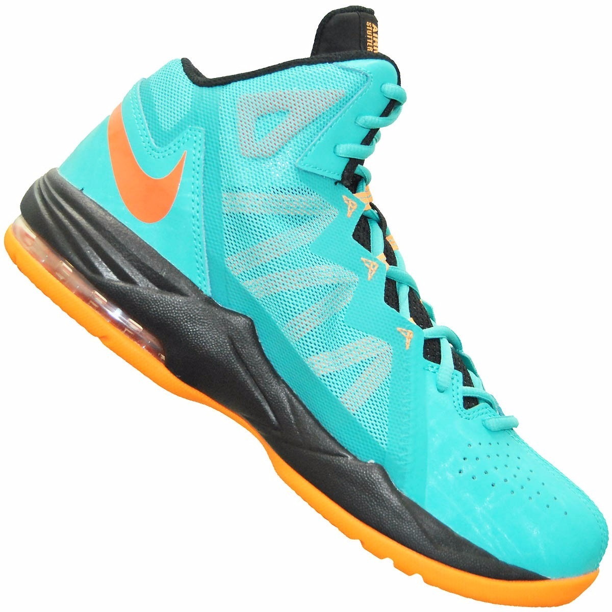 zapatillas de basquet nike air max stutter step 2