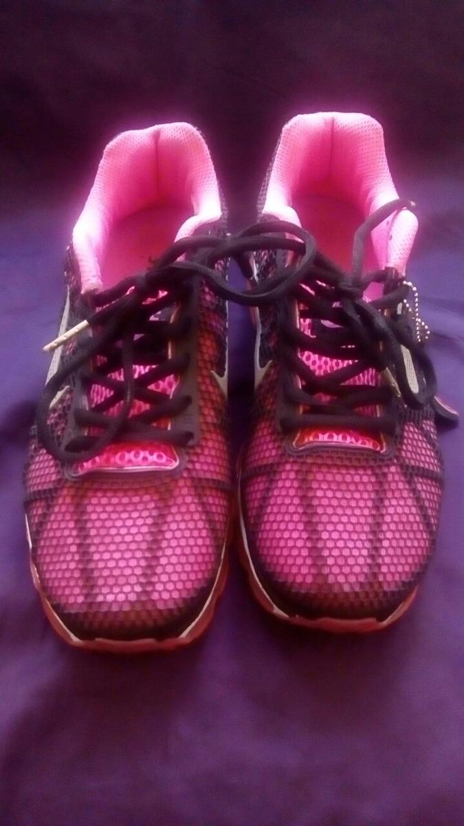 Zapatillas Nike Air Max Talla 8 Tenis Dama Color Rosado