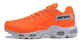 nike just do it zapatillas naranja