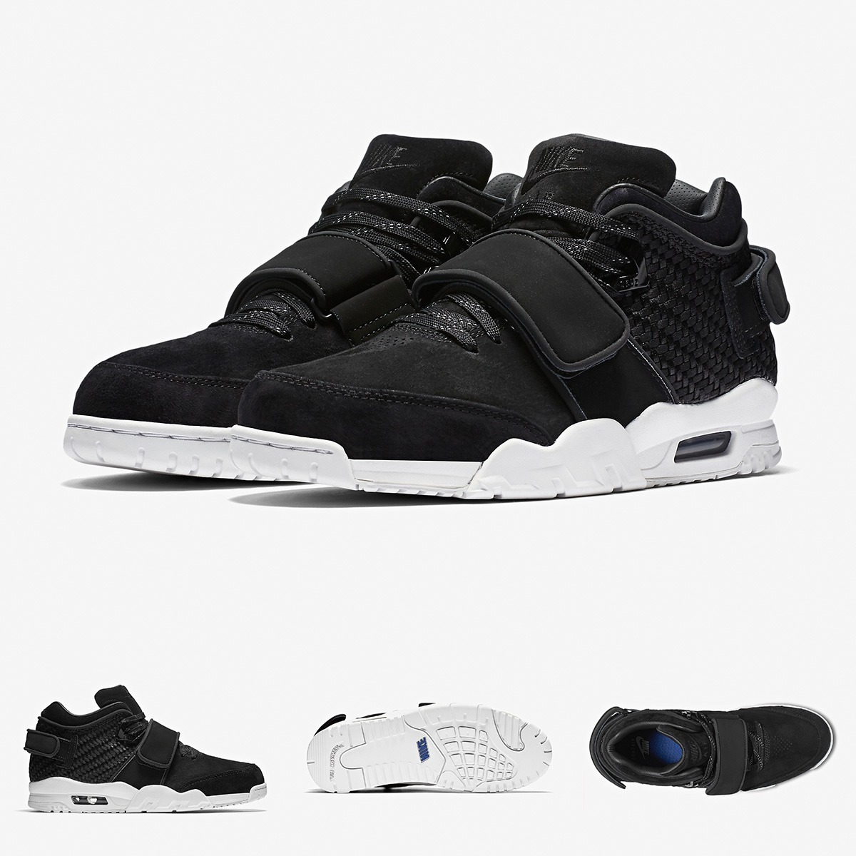 ad5f07ba25 Zapatillas Nike Air Max Trainer V. Cruz