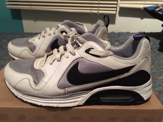 467ac93fe4a Zapatillas Nike Air Max Trax Hombre Nuevas Talle 41 Us 8
