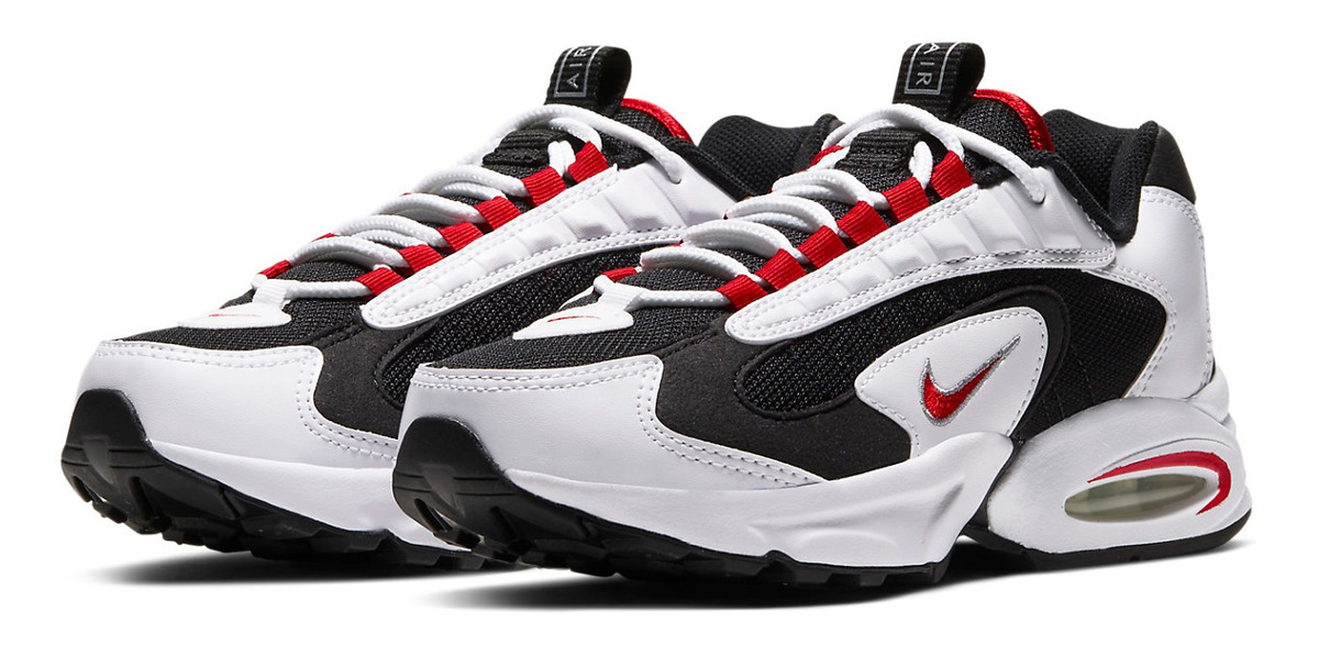 Zapatillas Nike Air Max Triax 96 Mujer Basketball Originales
