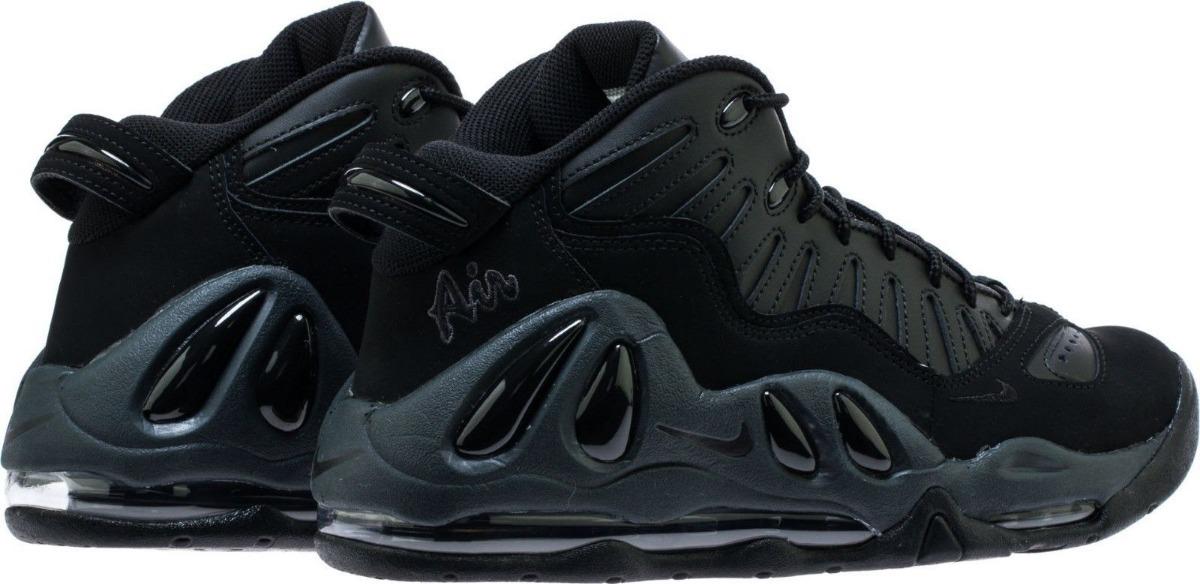 Nike Air Max Uptempo 97 BlancasNegrasCollege Navy Zapatos