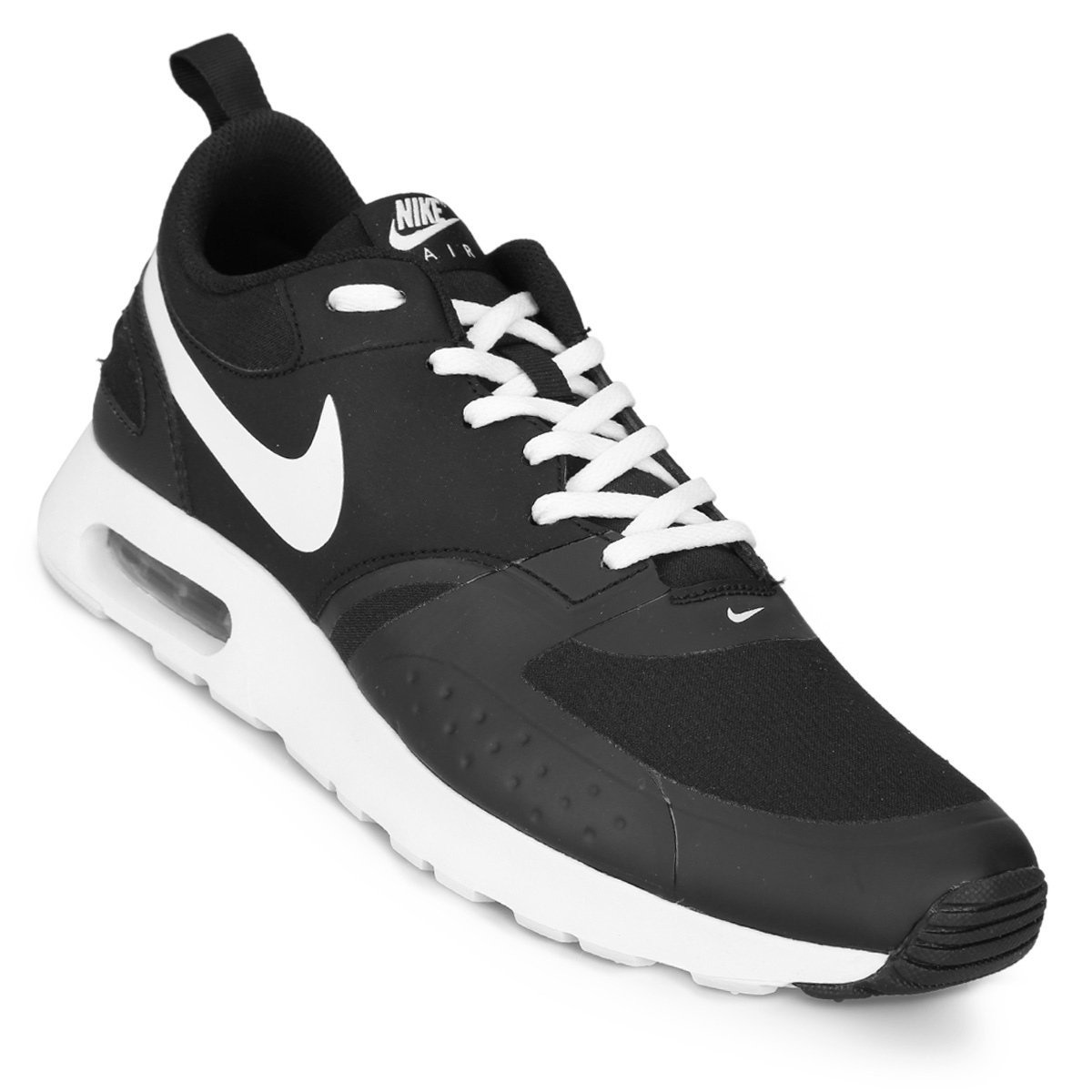 Zapatillas Nike Air Max Vision Negro Y Blanco