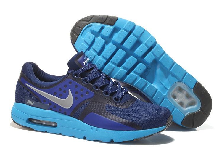 air max zero azul