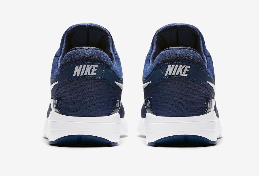 Nike Sportswear AIR MAX ZERO ESSENTIAL Zapatillas midnight