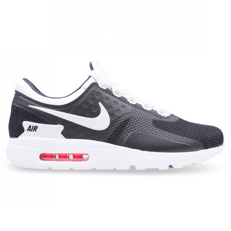 Zapatillas Nike Air Max Zero Essential Negras Originales
