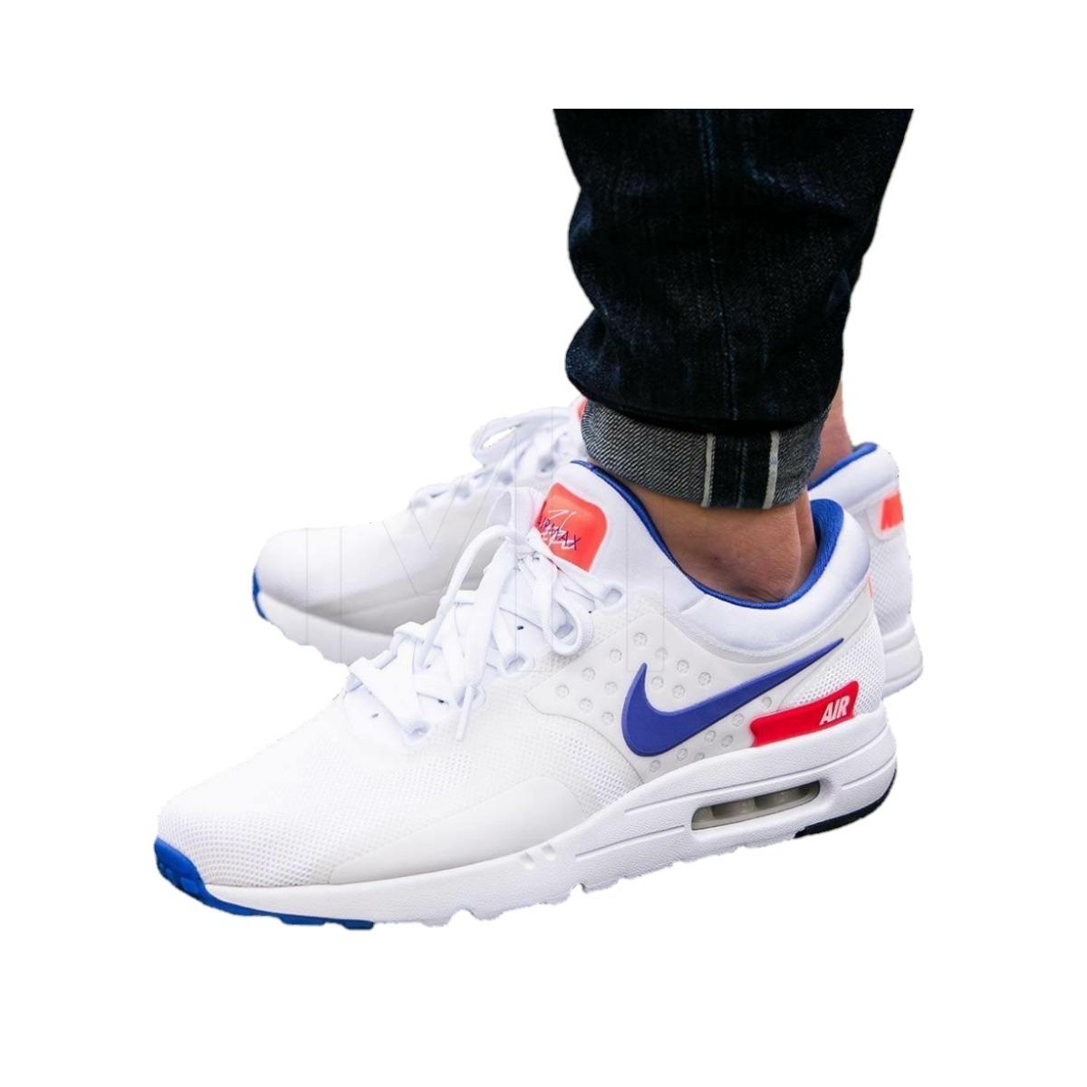 2c6d8f620264a ... new style zapatillas nike air max zero qs ultramarine hombre y mujer. cargando  zoom.