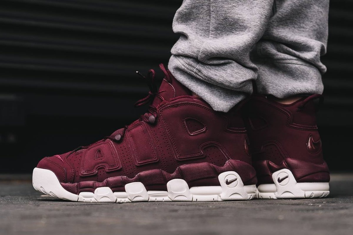 Zapatillas Nike Air More Uptempo 96 Qs