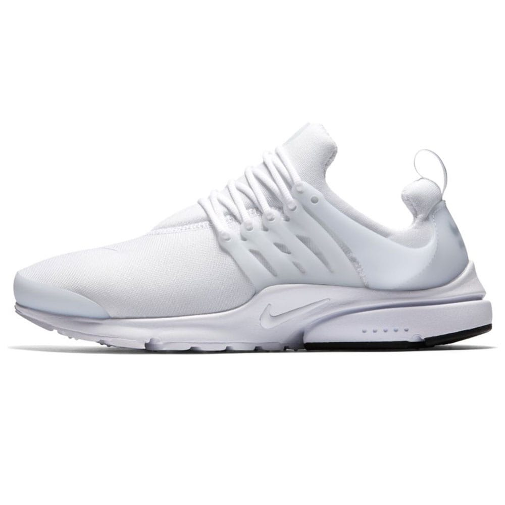 nike air presto todas blanco