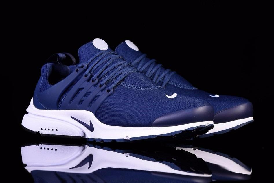 ab67828d929d3 ... closeout zapatillas nike air presto essential azul blanco. cargando zoom.  94e83 6cc20