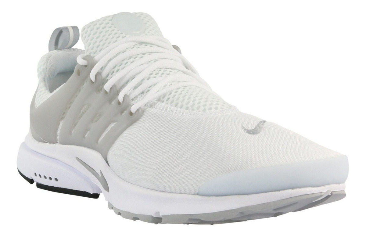zapatillas nike running hombre blancas