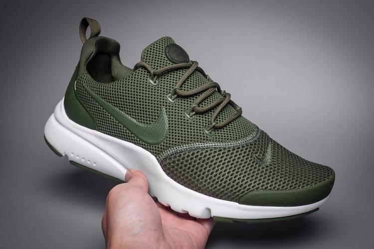 zapatillas verdes nike
