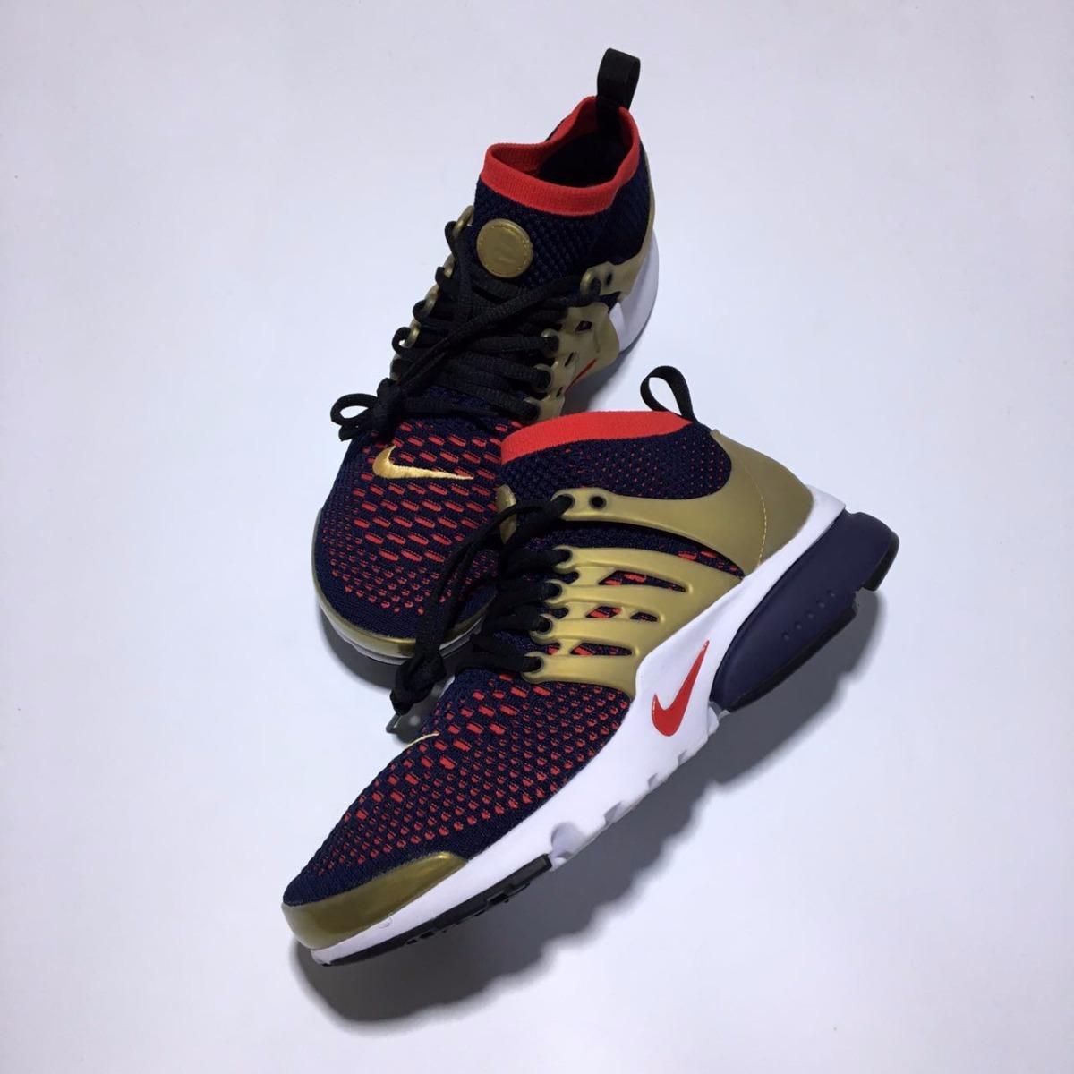 8c0a86de01508 ... promo code zapatillas nike air presto flyknit ultra gold. cargando zoom.  a2bcf 7d763